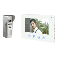 WIFI SMART VIDEO PARLAFON SA TRI MONITORA
