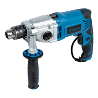EL-ID12 IMPACT DRILL 2 SPEED 13MM 1050W