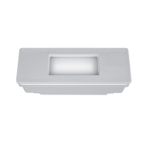NINA LED WALL FIXTURE 4W 4000K IP55 GREY
