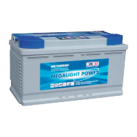 DEEP CYCLE BATTERY AGM 220Ah 12V