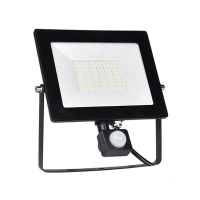 STELLAR HELIOS50 LED FLOODLIGHT 50W WITH SENSOR