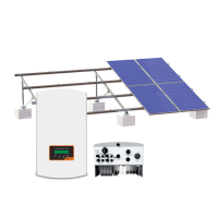 ON GRID SOLAR SYSTEM SET 20КW FLAT ROOF POLY