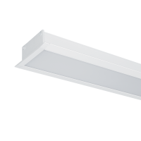 HIGH POWER LED PROFILE RECESSED S48 50W 4000K WHITE