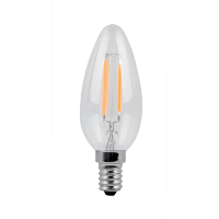 LED ŽARULJA CANDLE C35 FILAMENT 5W E14 230V 2700K