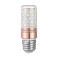 DIMMABLE LED CORN BULB 6W E27 5500K