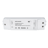 RF LED RGB RECEIVER 4-CHANNELS