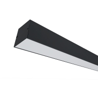 HIGH POWER LED PROFILE SURFACE S48 20W 4000K BLACK