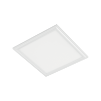STELLAR LED PANEL SQUARE  40W WHITE 595MM/595MM WHITE FRAME