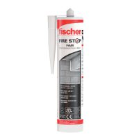 FISCHER FIАМ 310 INTUMESCENT ACOUSTIC MASTIC 310ml