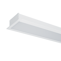 LED PROFILES RECESSED MOUNTING S77 64W 4000K 1500MM WHITE